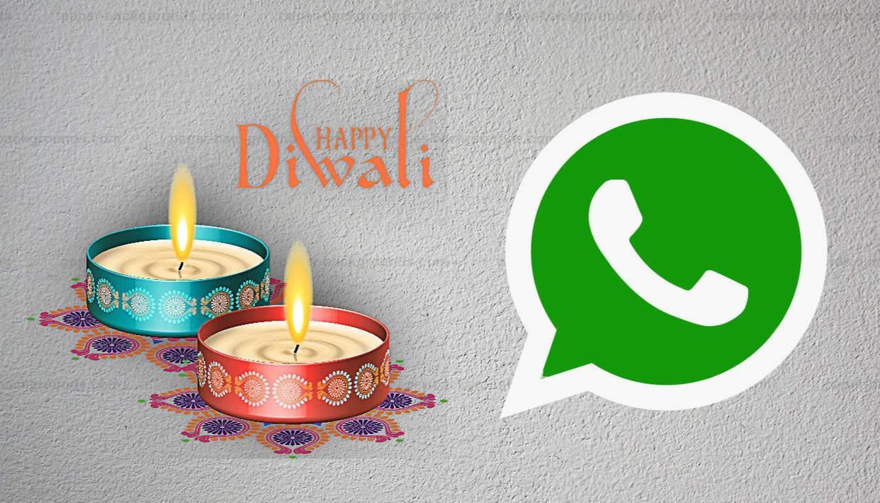 How to Send Diwali Wishes Stickers on WhatsApp