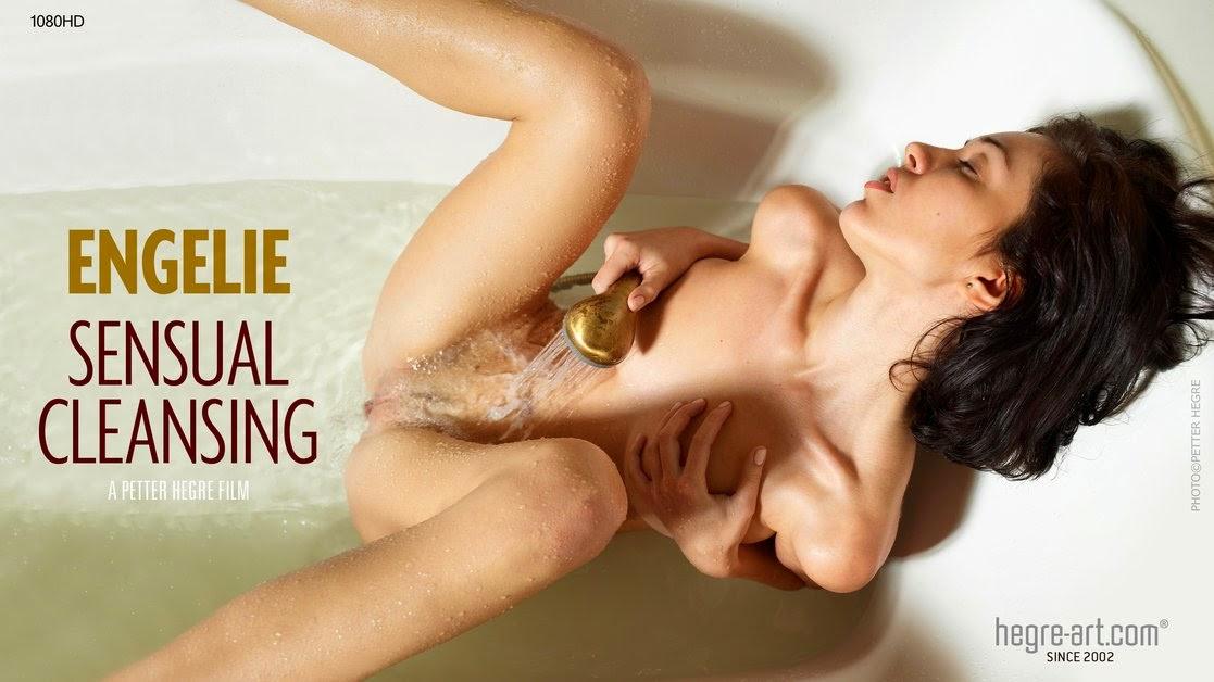 Hegre-Art0-21 Engelie - Sensual Cleansing (HD Video) 09230