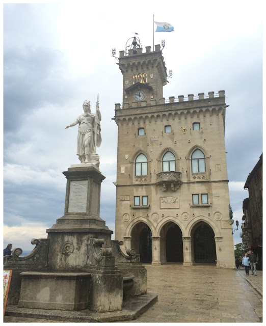 Roteiro completo - 22 dias no norte da Itália, com San Marino - San Marino