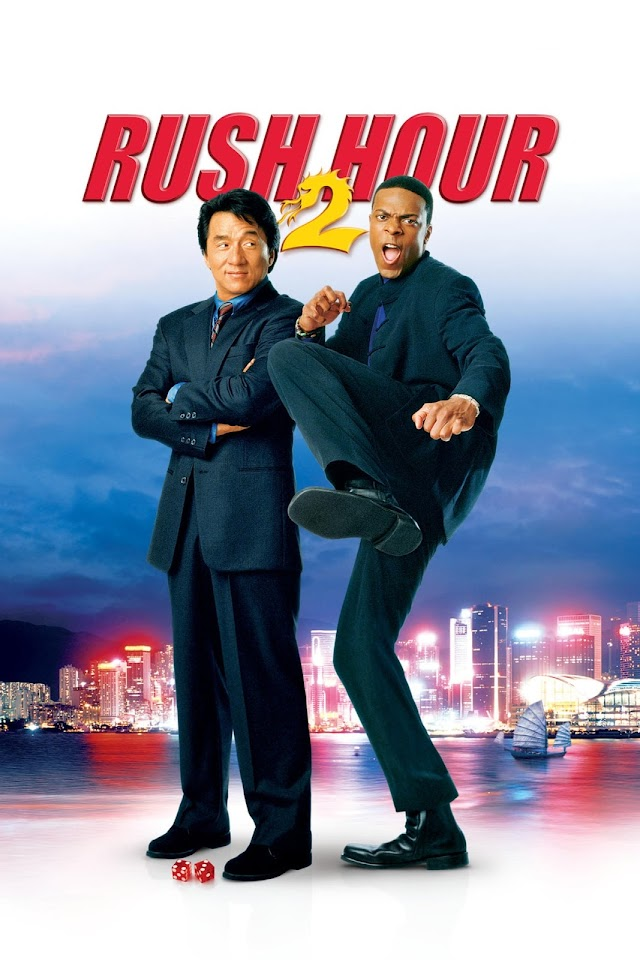 Rush Hour 2 2001 x264 720p Esub BluRay Dual Audio English Hindi THE GOPI SAHI