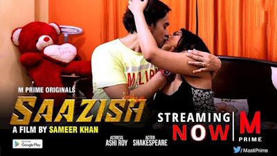 Saazish web series