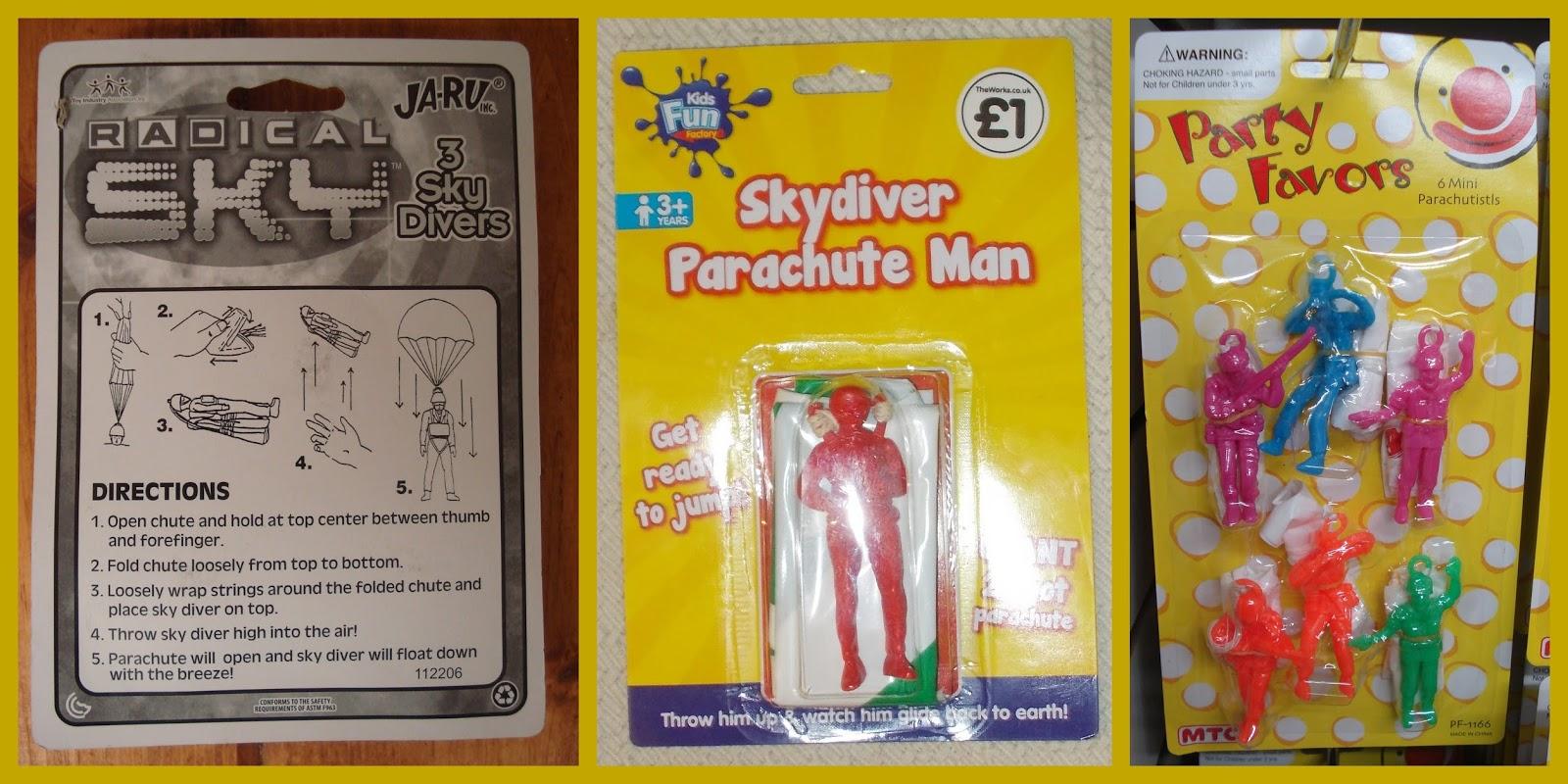 Radical Sky 3 Sky Divers