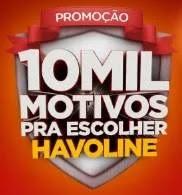 Cadastrar Promoção Havoline Texaco 2019 - 10 Mil Motivos Escolher Havoline