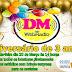 DM Web Rádio completa aniversário de 3 anos nesta segunda-feira dia 20
