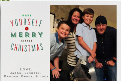 Paperless Post Christmas Card