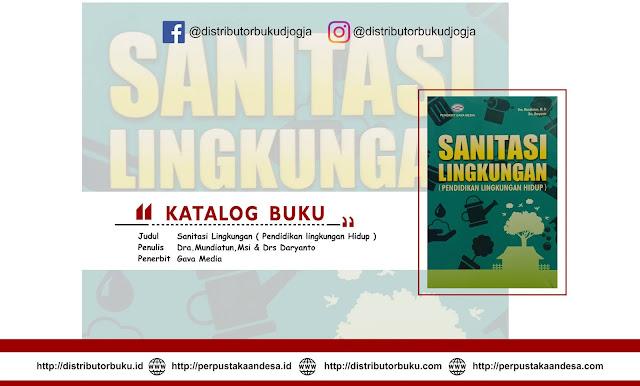 Sanitasi Lingkungan (Pendidikan lingkungan Hidup)