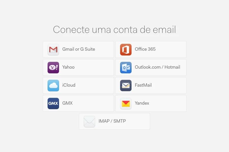 Mailspring um cliente de e-mail bonito e moderno - Diolinux