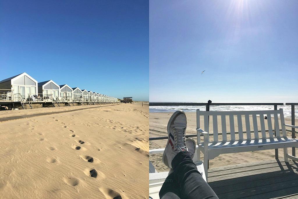 Landal Beach Resort Ooghduyne Strandhaus, Strandhausurlaub Nordholland, Strandhuisje Strandhäuser Julianadorp, Ferienhaus direkt am Strand in Holland, Familienurlaub am Strand, Landal Ferienpark