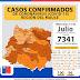 15 de julio: Cauquenes y Chanco suman nuevos casos de COVID-19 en la Provincia de Cauquenes