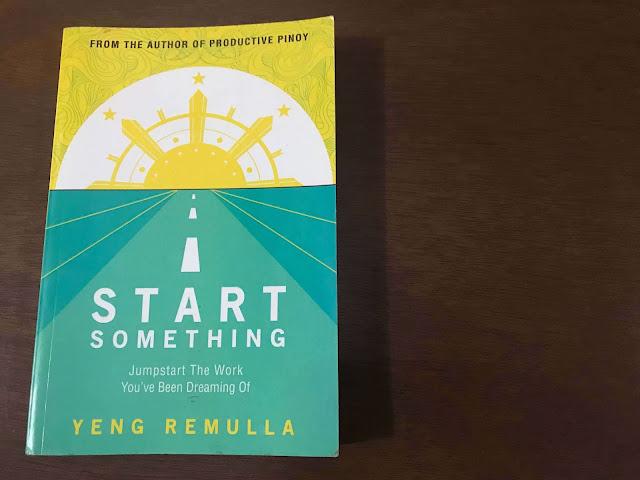 Start Something Yeng Remulla