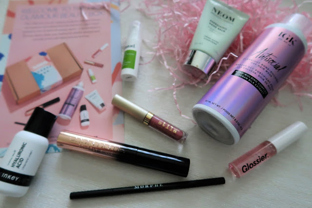 Danielle Levy, Glamour Beauty Box, Beauty Subscription Box, beauty blogger, Wirral blogger, Liverpool blogger,