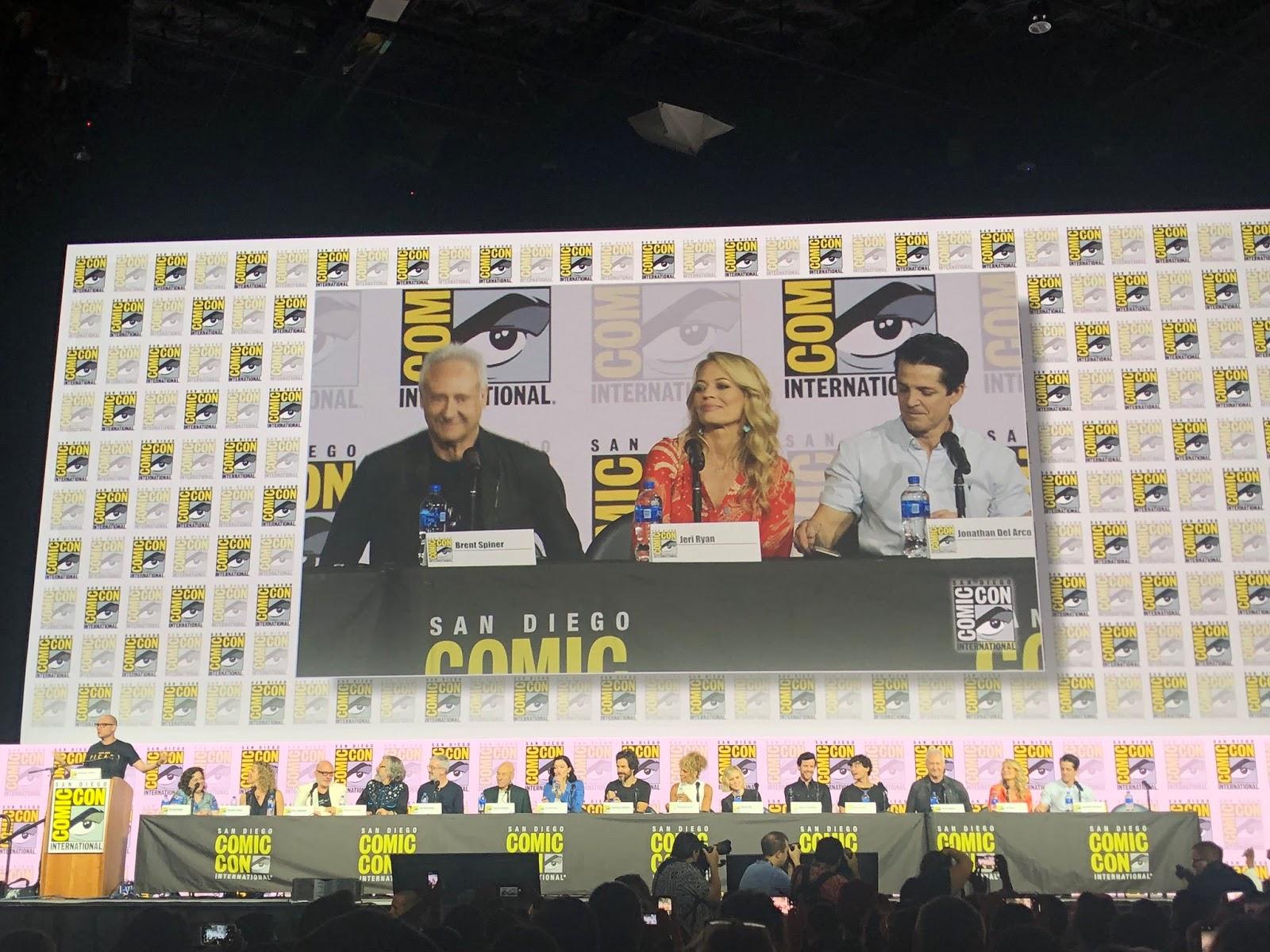 Comic Frontline: SDCC 2019 | Star Trek Universe Panel BIG