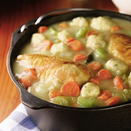 Grandma Lulay's Chicken and Dumplings Recipe