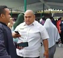 Seorang Wartawan Dilecehkan  Oknum ASN,  Dilarang Masuk  Meliput Pelantikan Kades