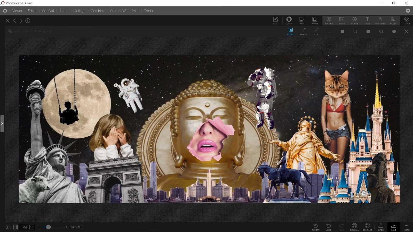 PhotoScape X Pro 4.0.2 poster box cover