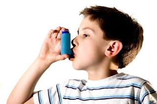 Cara Menanggulangi Asma pada Anak