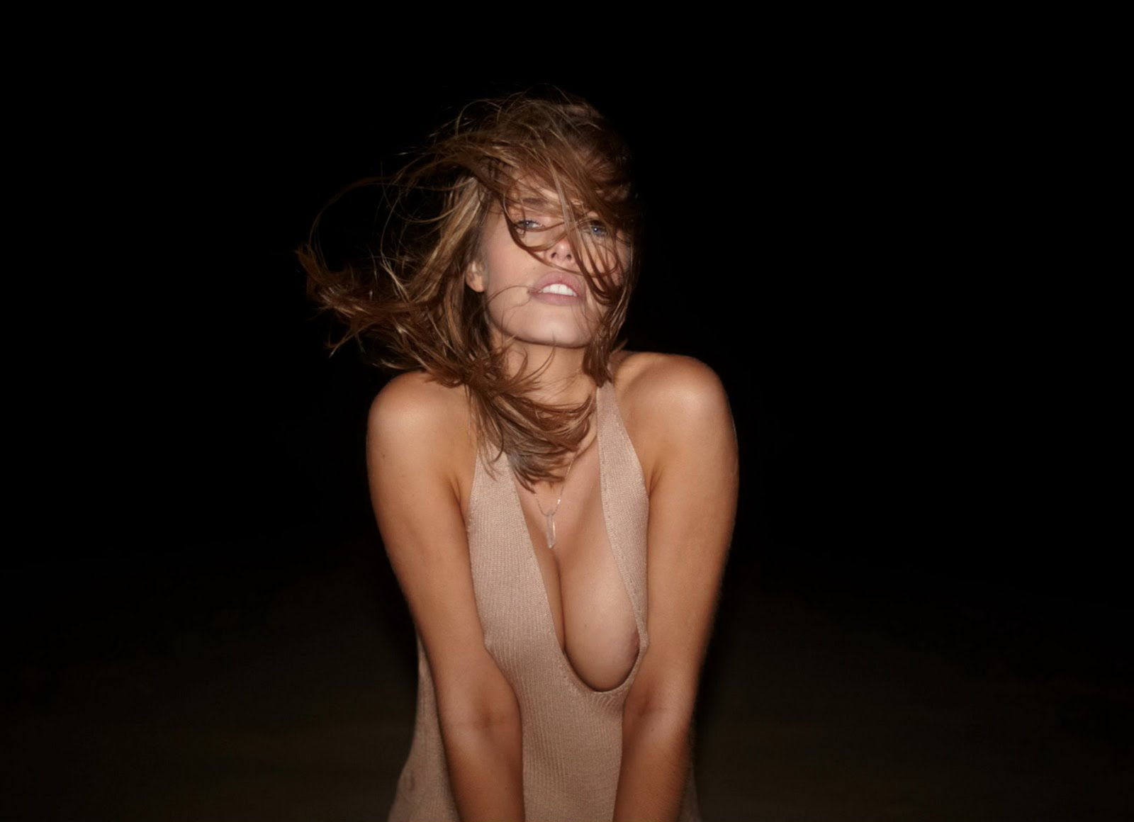 Beach Photoshoot Nude