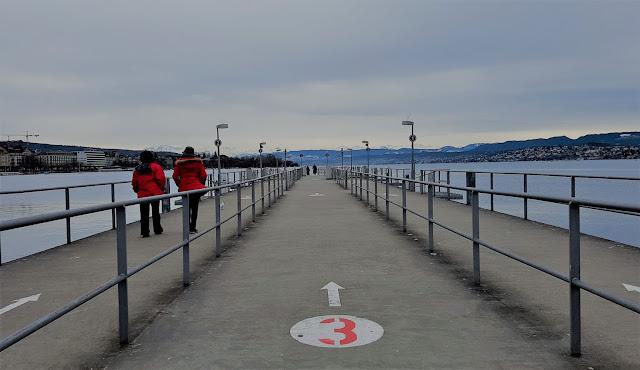 Viaggio a Zurigo: navigare sul lago