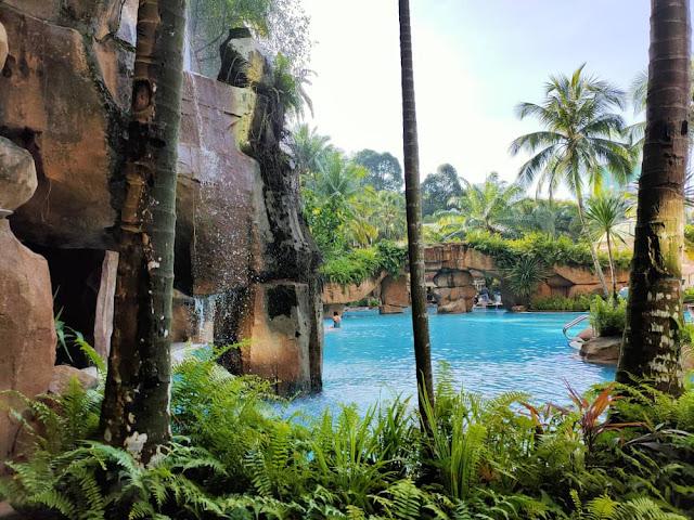 Sunway Pyramid Hotel dan Taman Tema Sunway Lagoon