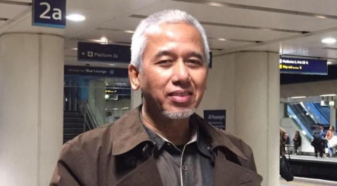 Asyari Usman: Selamat Bekerja untuk Dewan Penipu Rakyat