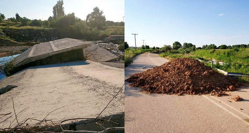 Καμία παρέμβαση από τον Δήμο Αλεξανδρούπολης στην αγροτική οδοποιία 5 μήνες μετά τις πλημμύρες