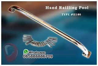 Hand Railling Type H100