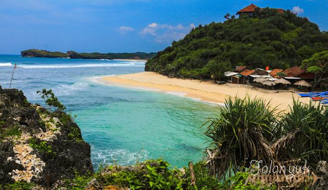 tempat wisata jogja pantai ngandong