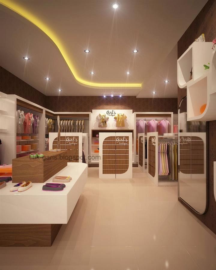 Arsitek Rumah Minimalis: Desain Interior Butik Minimalis Modern