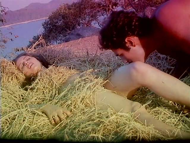 Purana Mandir Hot haystack love scene