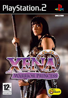 Xena: Warrior princess PS2