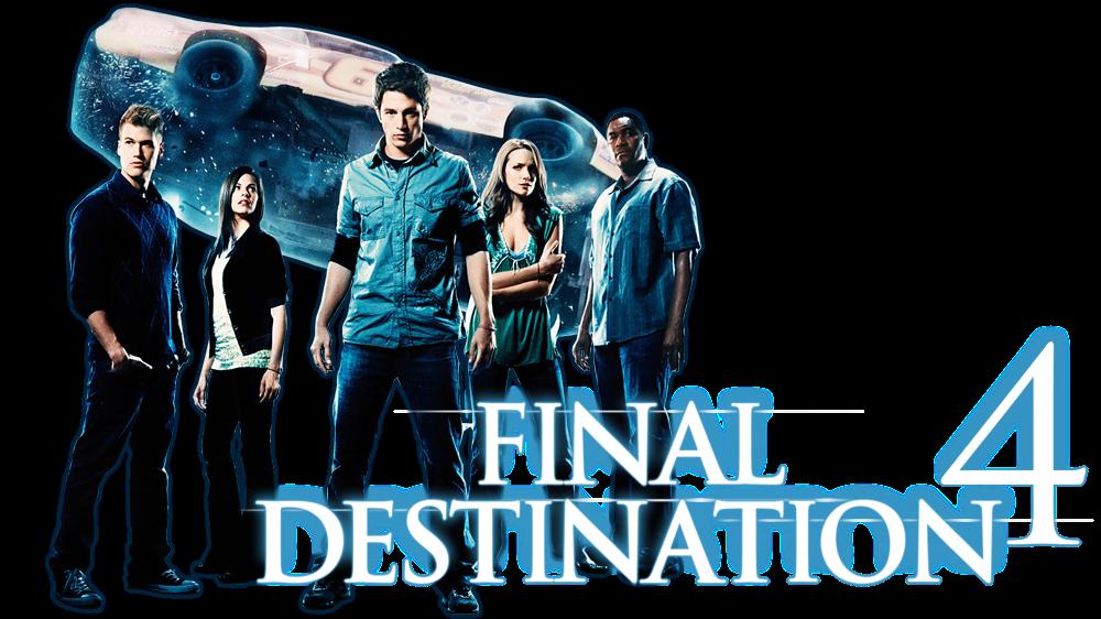 Final Destination 4 (2009) UnRated Dual Audio Hindi 720p BluRay
