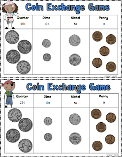 Coin Exchange Game