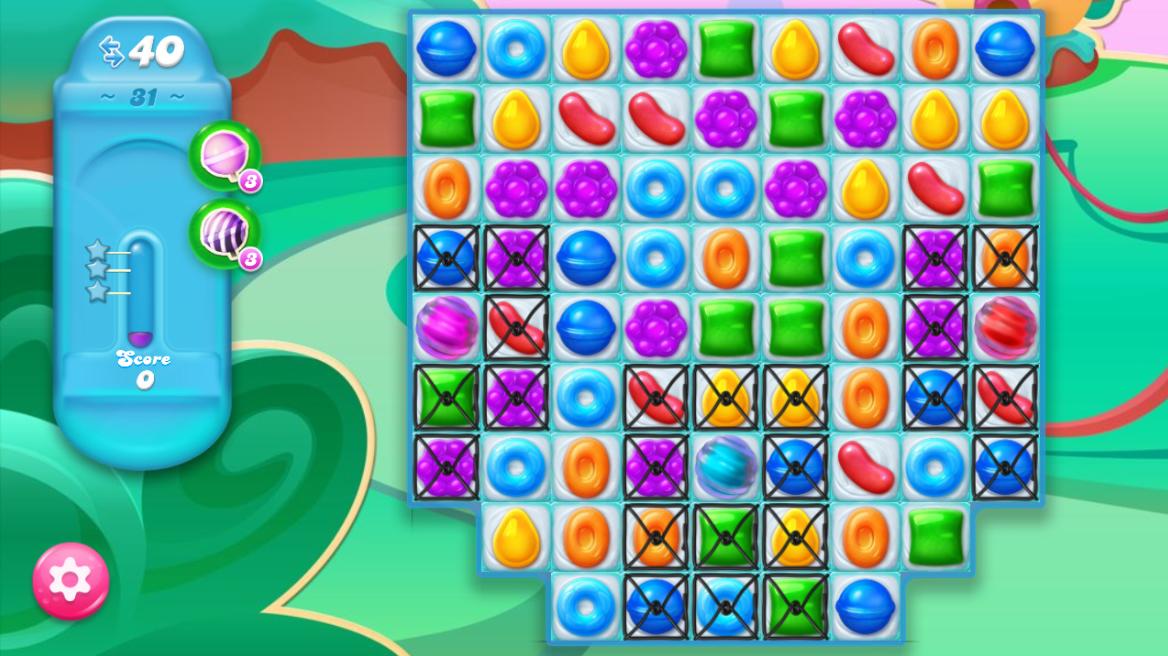 Candy Crush Jelly Saga 31