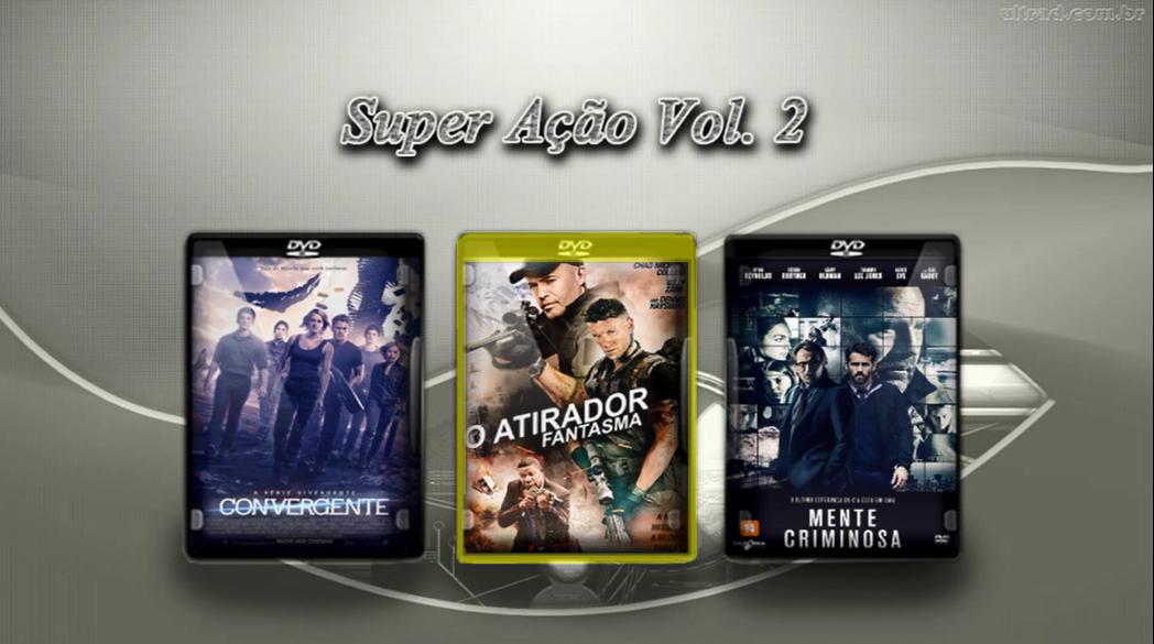CLICK AQUI  Super Ação Vol.2 3x1 DVD-R Sem 2BT 25C3 25ADtulo 1