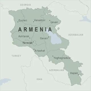 अर्मेनिआ देश के बारे में जानकारी