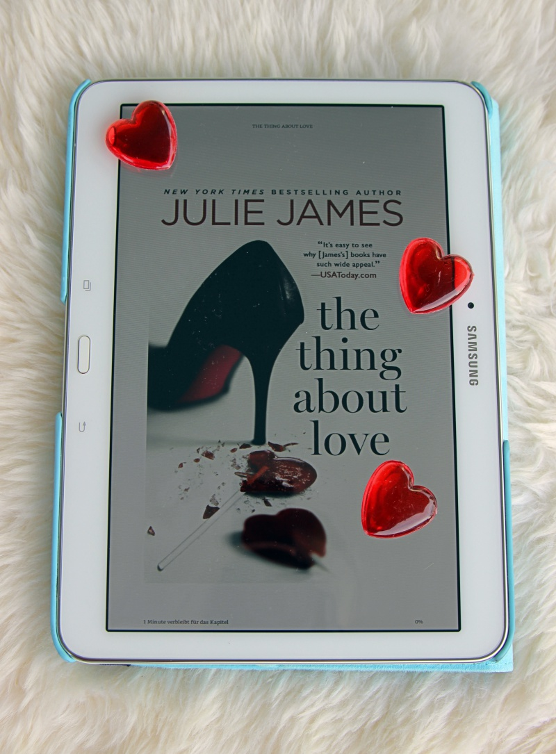 """The Thing About Love"" von Julie James"