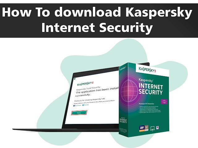 Kasperskyinternet total security