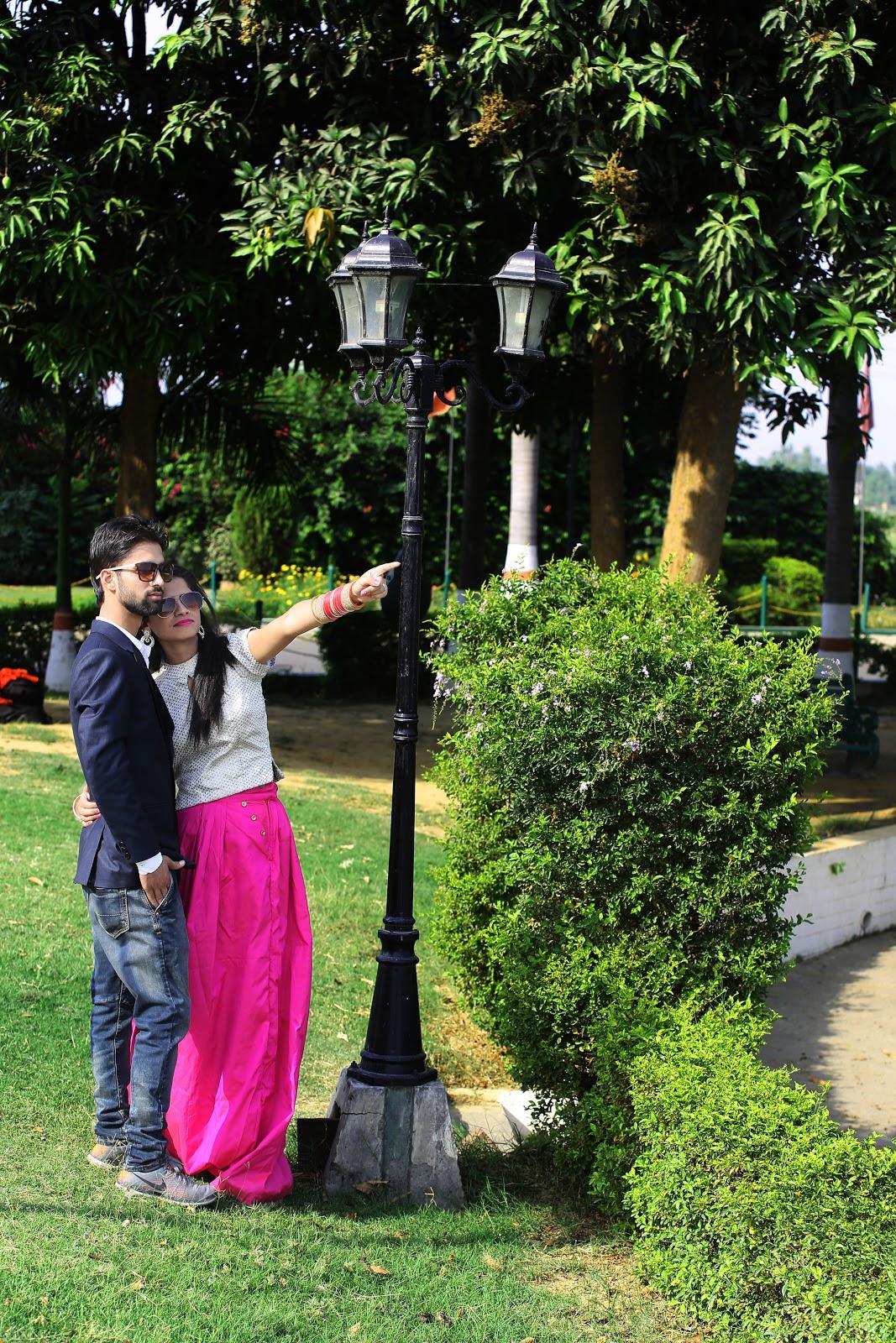 Vinay & Ankita