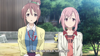 DOWNLOAD Sakura Quest Episode 2 Subtitle Indonesia - Neko ...