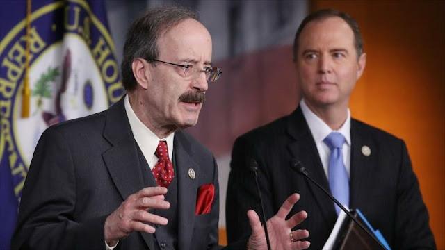 Diputados de EEUU rechazan politización de información sobre Irán
