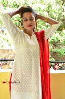 Telugu Actress Vrushali Stills in Salwar Kameez at Neelimalai Movie Pressmeet .COM 0095.JPG