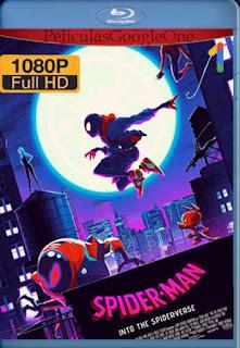 Spider-Man Un Nuevo Universo[2018] [1080p BRrip] [Latino- Ingles] [GoogleDrive] LaChapelHD