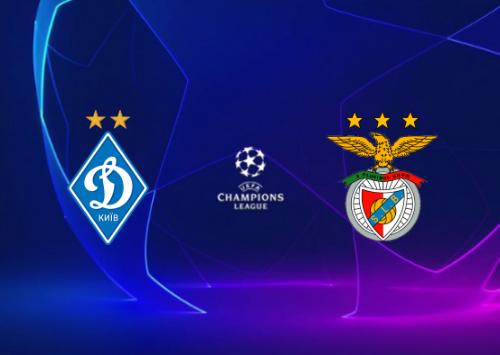 Dinamo Kiev vs Benfica -Highlights 14 September 2021
