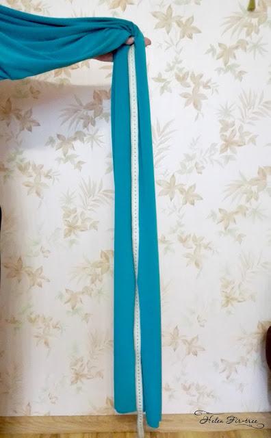 Helen Fir-tree работа с трикотажем sew from knitwear