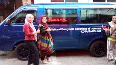 NPCI Kota Bandung Dapat Bantuan Mobil Operasional dari Pemkot Bandung