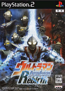 Download Ultraman Fighting Evolution Rebirth PS2 ISO