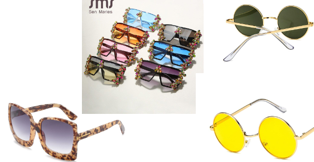 Sunglasses on sale from $10