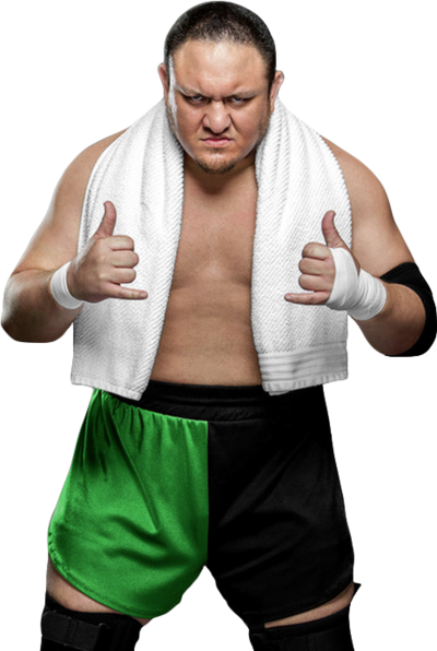 Image result for Samoa Joe render