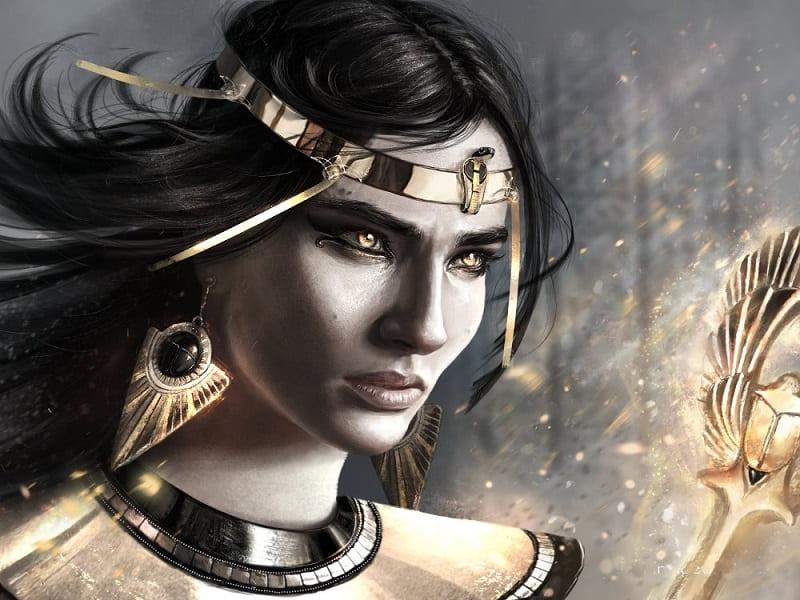 Ísis: a Rainha Dos Deuses Egípcios