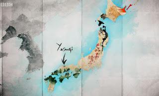 Japan Map - Yasngi